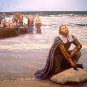 The Mayflower Pilgrims: why they came from here