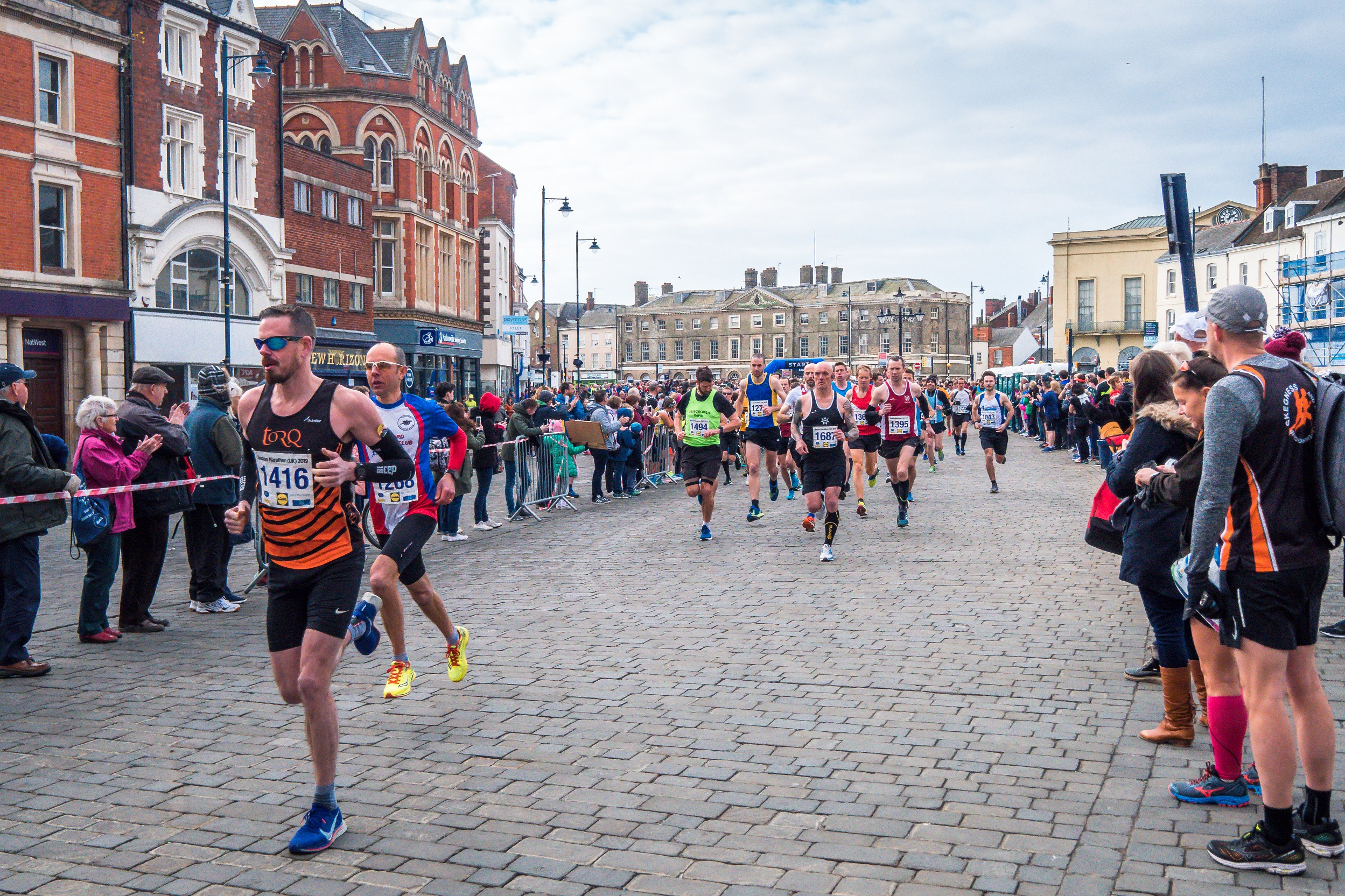 Full Marathon Start