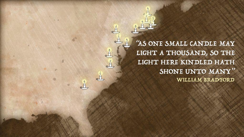 William Bradford quote